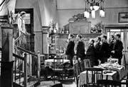 Bereits der Spielfilm «Gilberte de Courgenay» (1941 mit Annemarie Blanc) unterstützte die These, wonach Soldaten das berühmte Lied 1915 komponiert hatten. (Bild: Keystone)