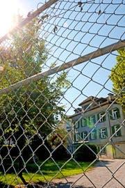 Diesen Monat ziehen hier, an der Tribschenstrasse 3 in Luzern, bis zu 30 Asylbewerber ein. (Bild Nadia Schärli)