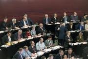 Mit einer Motion fordern 47 Kantonsräte, die Luzerner Politkultur zu überprüfen. (Symbolbild LZ)