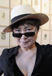 Die Avantgarde-Künstlerin Yoko Ono in einer Aufnahme von 2009. (Bild: Andrea Merola/EPA)