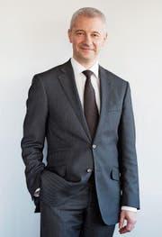 Fabrice Zumbrunnen (47) in einer Aufnahme vom 18. April 2013. (Bild: PD)