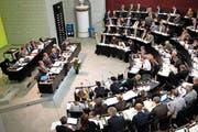 631 Kandidaten bewerben sich um einen der 120 Sitze im Luzerner Kantonsrat. (Bild: Boris Bürgisser / Neue LZ)