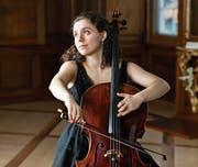 Die 24-jährige Chiara Enderle mag die Wandelbarkeit ihres Instruments. (Bild: Vera Markus)