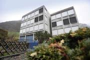 Das Schulhaus Gehren ist in einem schlechten Zustand. Was genau mit ihm passiert, ist noch unklar. (Archivbild Urs Hanhart)
