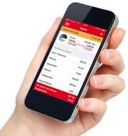 Völliger Durchblick bei den eigenen Finanzen: Die neue App «Caritas My Money» soll dabei helfen. (Bild: pd)