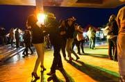 Lateinamerikanische Lebensfreude pur am gestrigen Auftakt des Riviera Festival in Weggis. (Bild: Roger Grütter / Neue LZ)