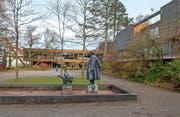 Der Stadtrat will das Schulhaus Grenzhof in Littau nicht sanieren, sondern schliessen. (Bild: Dominik Wunderli)