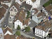 Luftaufnahme des Kolingeviert. (Bild: PD)