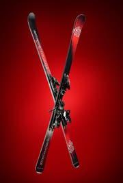 Der neue TAG-Heuer-Ski. (Bild: PD)