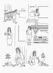 Anna Sommer spinnt eine Geschichte rund um ein Baby, zwei Frauen und einen Mann. (Bild:PD)