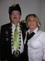 Cornelia I. Nussbaum folgt auf Rolf II. Wyss. (Bild: PD)