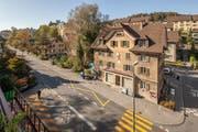 Bernstrasse Überbauung (Bild: PD)
