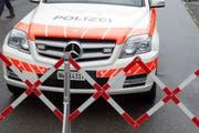 Der Unfall ereignete sich auf der A2 Höhe Beckenried. (Symbolbild Keystone)