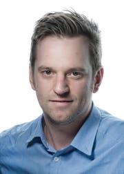 Wirtschaftschef Roman Schenkel wird neu Mitglied der Chefredaktion als Leiter der überregionalen Ressorts und stellvertretender Chefredaktor. (Bild: LZ)