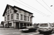 Bis 1969 war die Gemeindeverwaltung an der Gerliswilstrasse 87. (Archivbild Neue LZ)