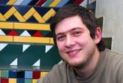 Reto Bürgisser, Co-Präsident des neuen Vereins Kulturraum. (Bild Nadia Schärli/Neue LZ)