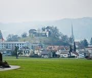 Blick auf Reiden im Kanton Luzern. (Bild: Jakob Ineichen (Reiden, 3. Januar 2016))
