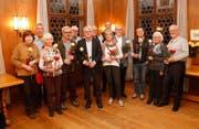 Das Angebot «Senioren im Klassenzimmer» erhielt den Anerkennungspreis für gute Jugendarbeit der Gemeinde Kriens. (Bild: PD)
