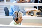 Auch wer einen Bürojob hat, muss heutzutage mit der Auslagerung seiner Funktion rechnen. (Bild: Getty)