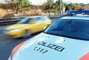 Einen markanten Anstieg der Fälle gab es auch im Strassenverkehr. (Bild: Philipp Schmidli / Neue LZ)