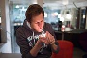 Die Obwaldner Regierung will ein Tabakverbot für unter 18-Jährige. (Bild: Keystone)