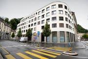 Dieses Gebäude an der Luzerner Baselstrasse wird ab 2018 der Hauptsitz der Business Hotel Management School sein. (Bild Roger Grütter)