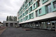 Im Betagtenzentrum Emmenfeld sieht es aus wie in einem Hotel. (Bild Nadia Schärli)