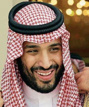Mohammed bin Salman. (Archivbild: Hassan Ammar/AP)