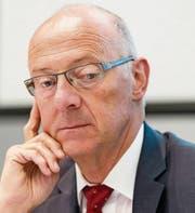 Hans Ziegler soll seinen Wissensvorsprung über Firmen, die er beriet, ausgenutzt haben, um an der Börse Geld zu vermehren. (Bild: Gian Ehrenzeller/Keystone (Zürich, 26. September 2014))