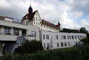 Die psychiatrische Klinik in Oberwil bei Zug ist seit 1982 Konkordatsklinik der Kantone Zug, Schwz und Uri. (Bild: Christof Borner-Keller / Neue ZZ)
