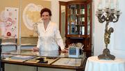 Daniela Balmer, Inhaber vom Au Trianon (Bild: Au-Trianon.ch)
