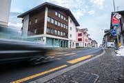 Das Gemeindehaus in Lungern wird saniert. (Bild: Christoph Riebli / OZ)