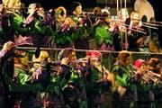 Zum Jubiläum lässt die Kröntä-Guggä ein grosses Fest steigen.