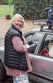 Julia Albu ist «zu alt, um sich zu fürchten». (Bild: Holger Heye/My African Conquest)