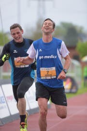 Andreas Abächerli knapp vor Lukas Arnold (Bild: PD)