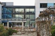 Das Pflegeheim Zunacher in Kriens. (Bild: Boris Bürgisser (Kriens, 23. März 2009))
