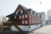 Das Rothenburger Traditionsgasthaus heute. (Bild: Dominik Wunderli / Neue LZ)