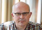 «Wir nehmen den Volksentscheid nicht vorweg»: Lothar Sidler, Krienser Sozialvorsteher (CVP). (Bild: Eveline Beerkircher/LZ)