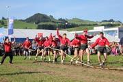 Solche Jubelbilder wie bei der WM 2012 in Appenzell kann es auch bei der WM 2022 in Sursee geben. (Bild: PD)