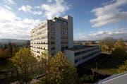Das Luzerner Kantonsspital Sursee erhält ein Parkhaus. (Bild: PD)