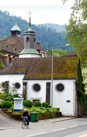 Der Hof St. Karl bei Zug, wo der von Albrik Zwyssig vertonte «Schweizerpsalm» 1841 uraufgeführt wurde. Bild: Archivbild «Zuger Zeitung»/Stefan Kaiser