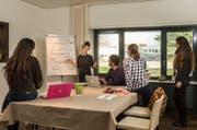 Ein Blick in einen der angebotenen Co-Working-Spaces. (Bild: PD/Dätwyler Stiftung)