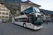 Der Tellbus verkehrt von Montag bis Freitag neu auch über den Mittag. (Archivbild: UZ)