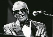 Hat sich nicht damit aufgehalten, sich über sein Schicksal zu beklagen: Ray Charles. (Bild: Getty/ Hulton Archive)