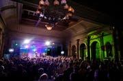 «The Retro Festival» des Hotels Schweizerhof Luzern ist für den Tourismus-Preis «Milestone» nominiert. (Bild: pd)