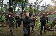 Die Avengers sind die Helden der Marvel-Comicverfilmungen, aber nicht die Oscargewinner. (Bild: Marvel Studios)