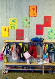 Das Mindestalter für den Eintritt in den Kindergarten wird um drei Monate auf fünf Jahre angehoben. (Bild Corinne Glanzmann)