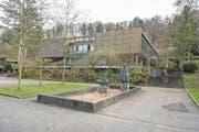 Das Grenzhof-Schulhaus ist im Inventar schützenswerter Bauten eingetragen. (Bild: Dominik Wunderli (Luzern, 22. November 2016))