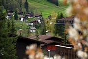 Blick auf den Ortsteil Sörenberg, Gemeinde Flühli, mit einem Zweitwohnungsanteil von 85 Prozent. (Bild: Pius Amrein)