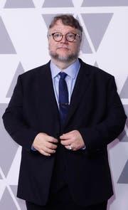 «The Shape Of Water» von Regisseur Guillermo del Toro (Bild) wird laut unserer Prognose den Oscar gewinnen – genauso wie del Torro selbst. (Bild: Mike Nelson/EPA)